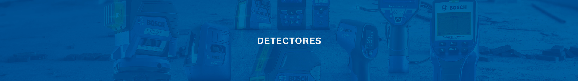 Detectores